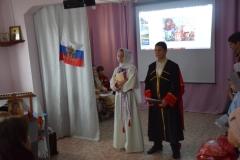 ведущие Настя Беляева и Алеша Лучин