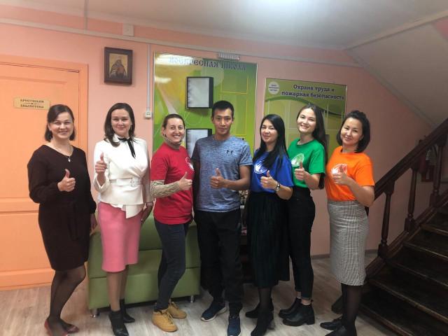 команда организаторов в ОПК после онлайн-съезда
