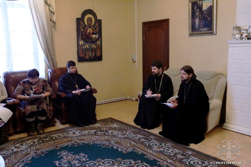 Якутская епархия готовится к проведению XIII Рождественских чтений